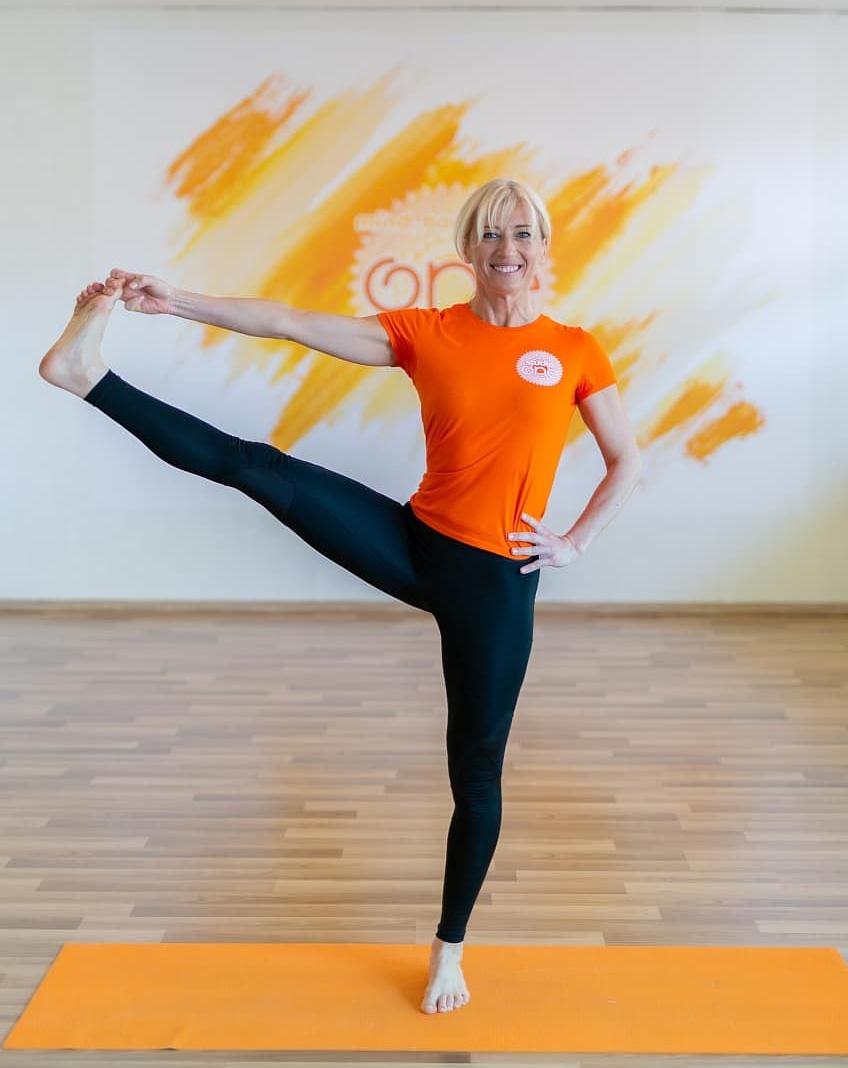 Branka Šlegl Yoga Split Studio One