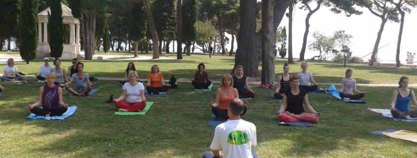 Raspored vježbanja Studio One Split joga i pilates