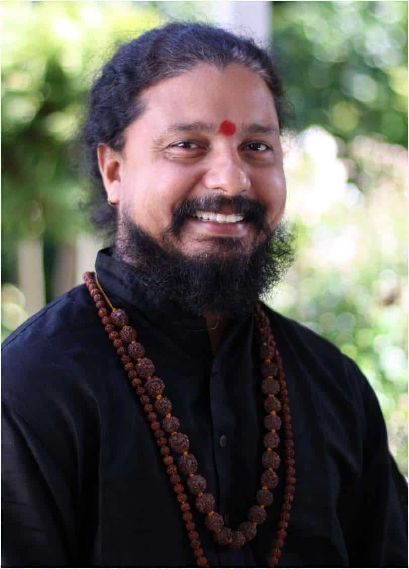 Učitelj terapeutske joge iz Indije Sri Rajeshji u Splitu