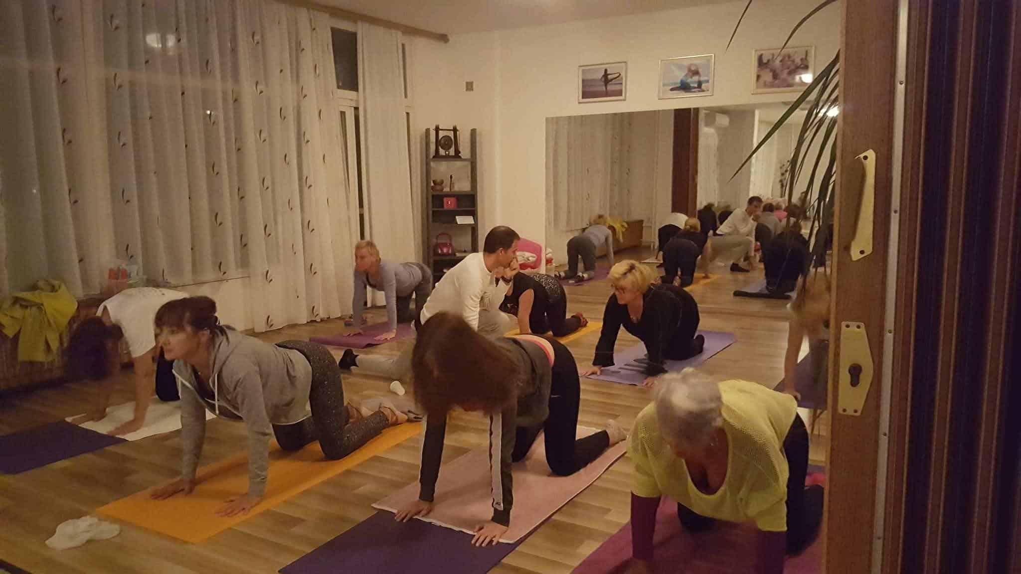 Fotogalerija Studio One Split Joga Pilates