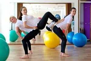 Pilates Studio One ljeto