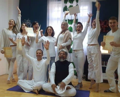 Upišite školu za joga učitelje - postani joga učitelj u Zagrebu i Splitu - Studio One Split - HYTTC