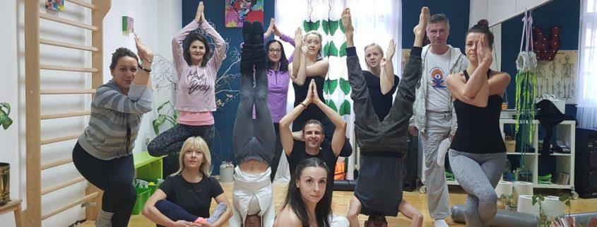 Poligon joga učitelji