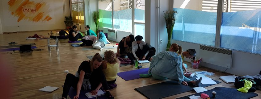 Komunikacijske vještine - joga škola - Studio One Split