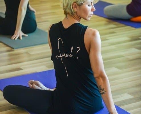 Upisi joga i pilates Studio One 16.9.2019
