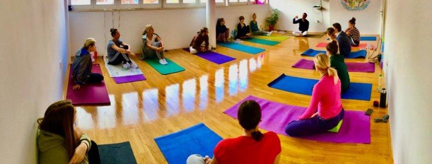 Yin Yoga Slow Flow