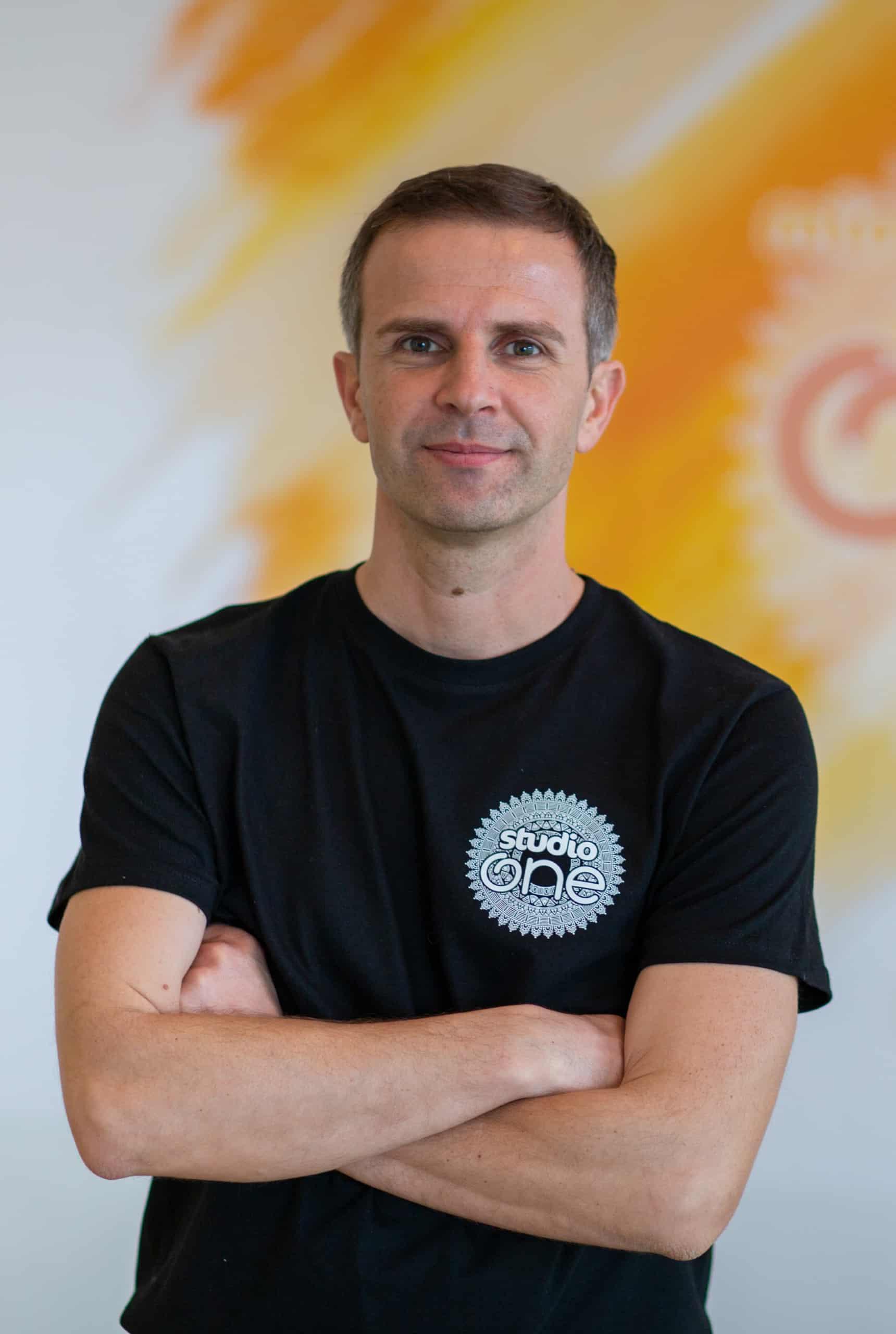 Damir Božinović Studio One Split Joga Pilates