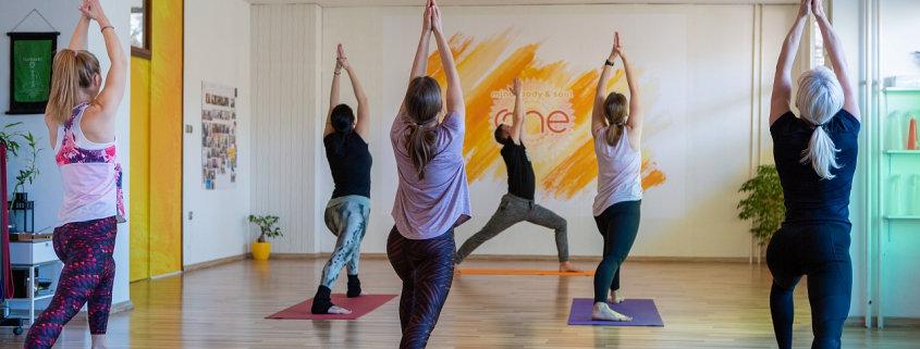 Upisi joga pilates Studio One Split