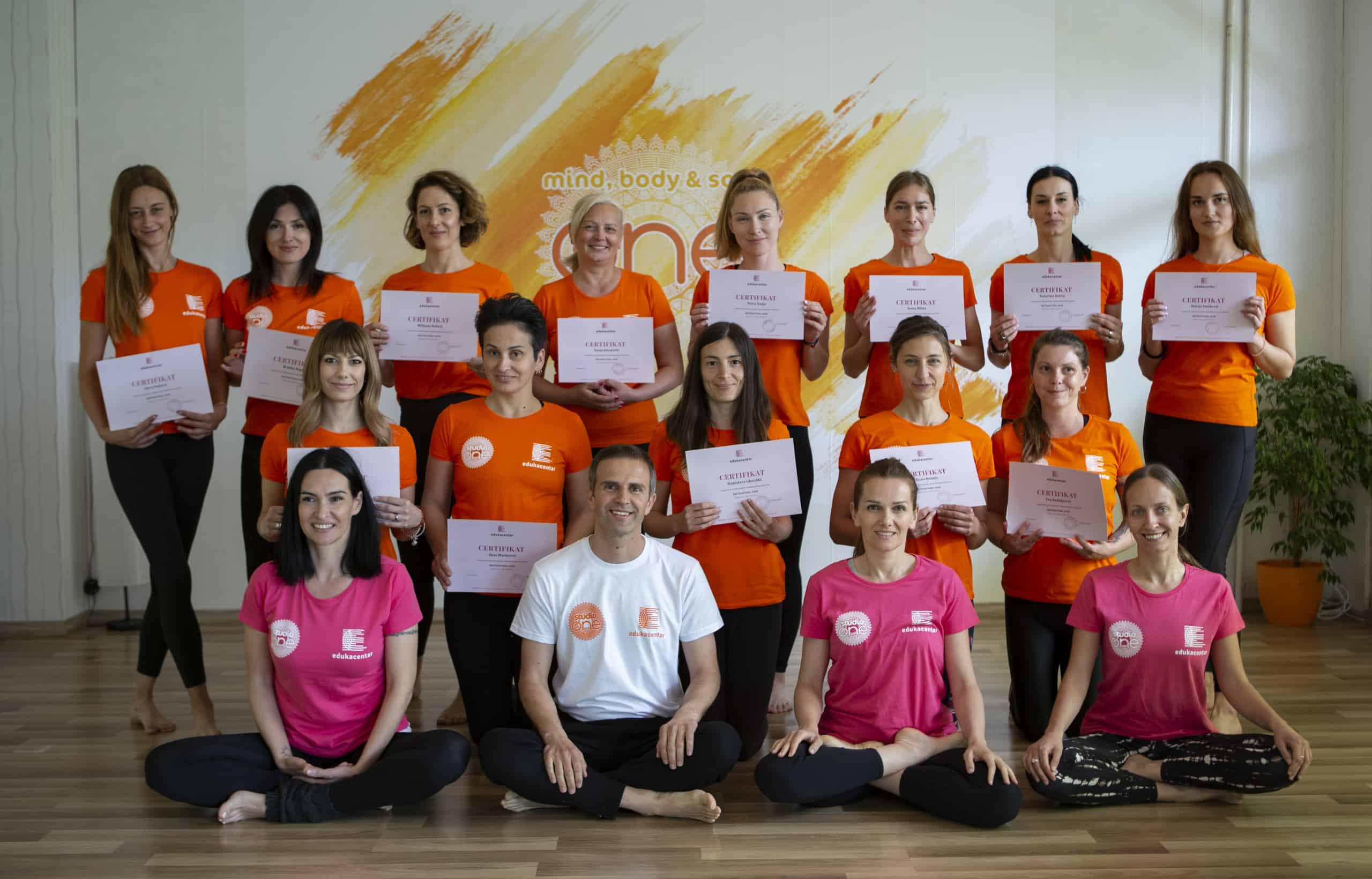 Yoga škola Split