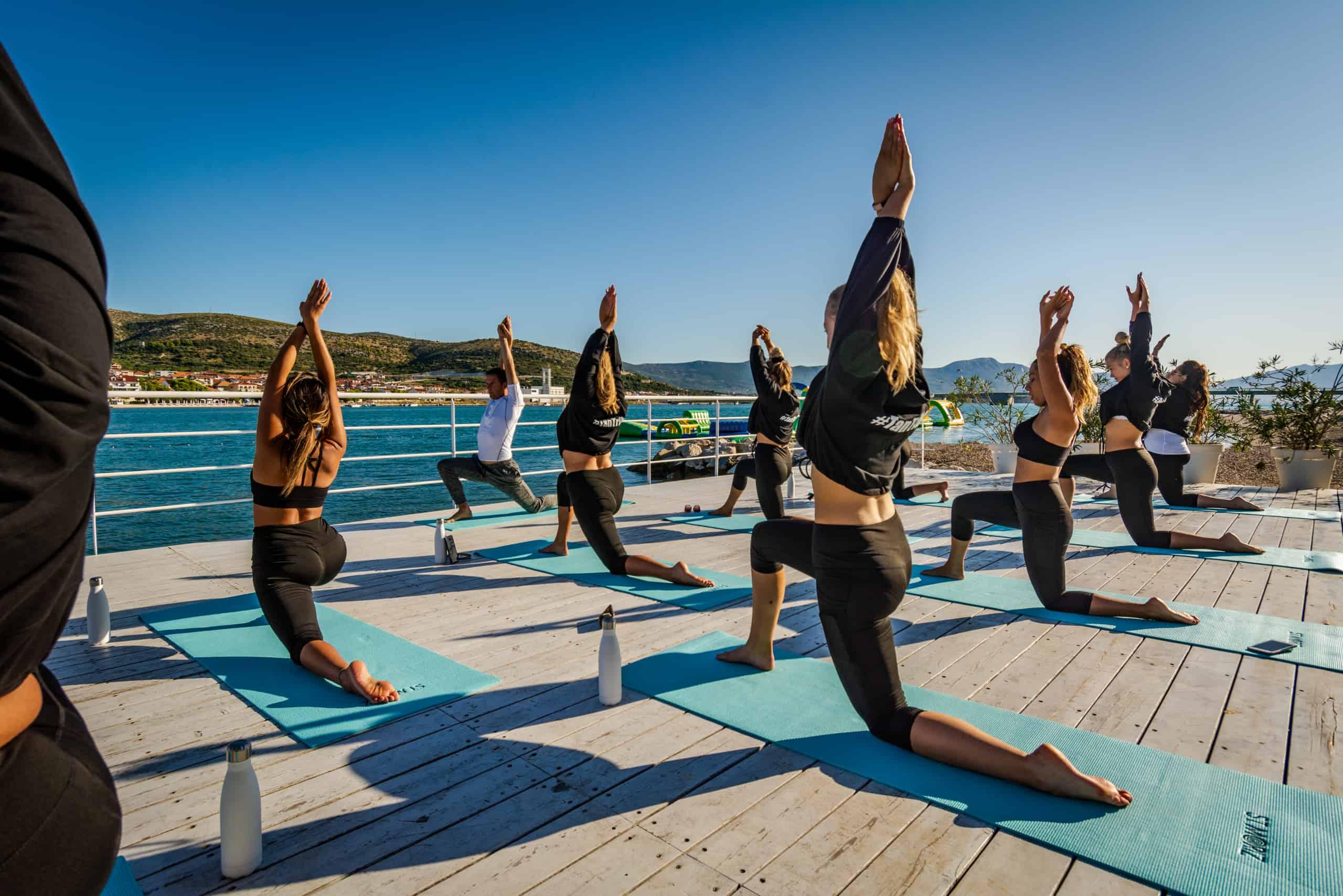 Ljetna škola joge - intenzivni tečaj