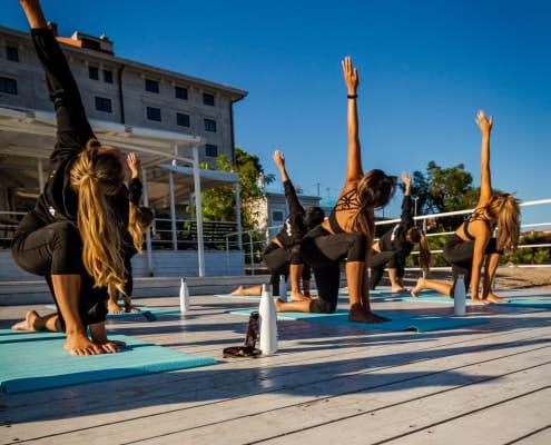 Ljetna škola joge - ljeto u Splitu