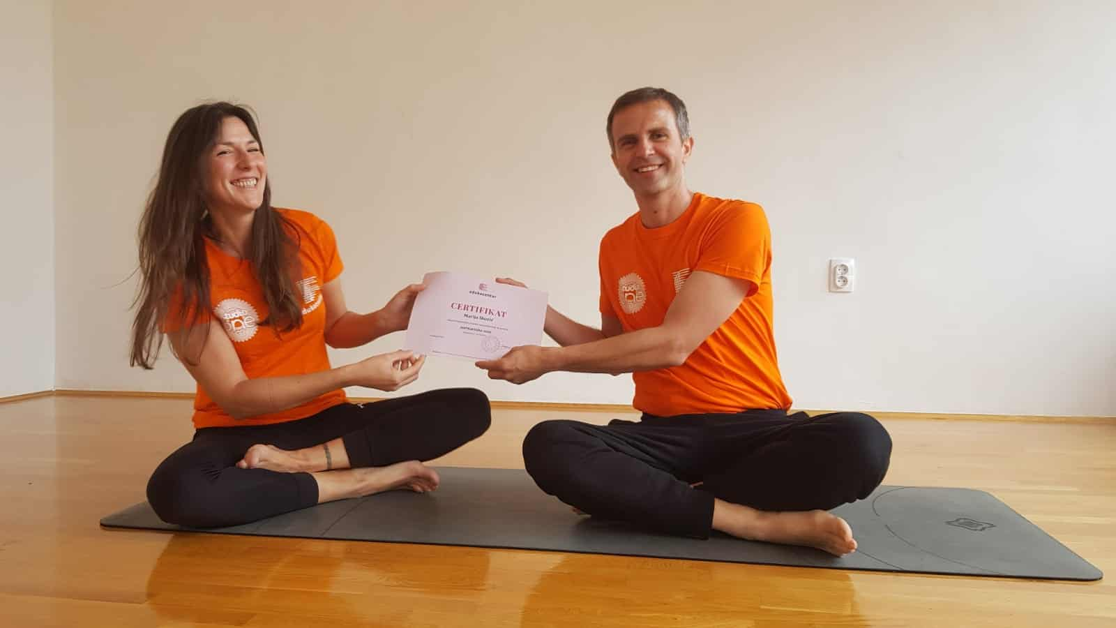 Marija - iskustvo joga škole u Rijeci
