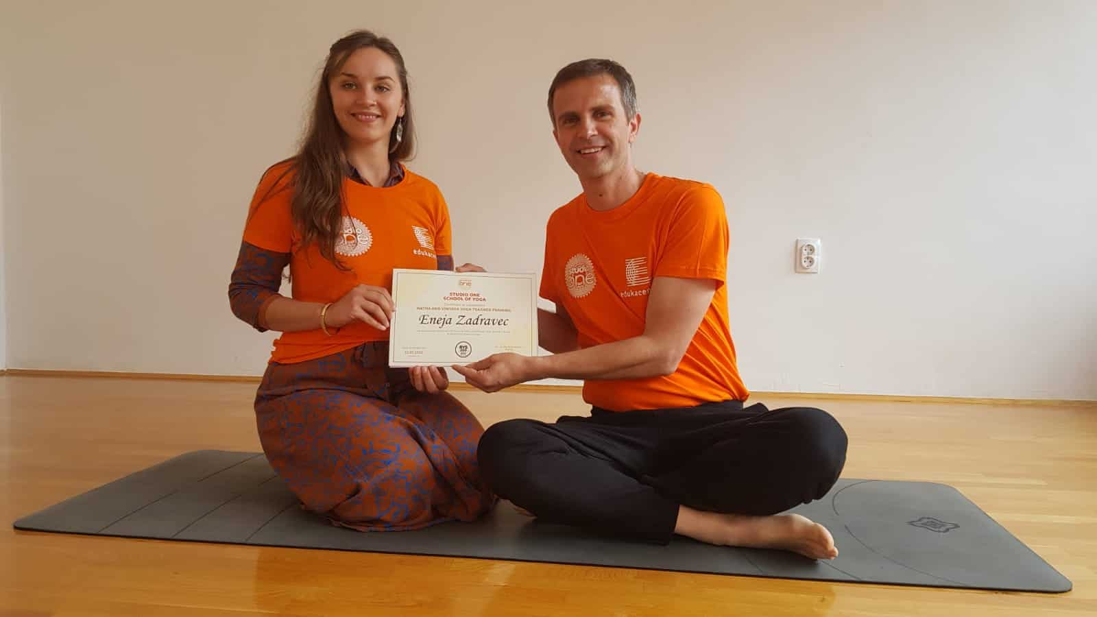 Yoga School Yoga Alliance Rijeka iskustvo